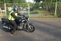 Nácvik úkonu stop and go