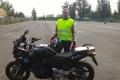 S žáky na cvičišti motorek v Ostravě